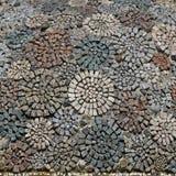 Stones mosaic Stock Image