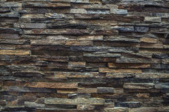 Stones - nature materials for rooms Stock Image