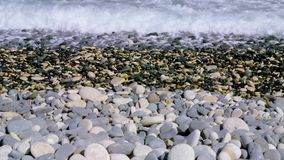 Stones. The stones near the sea Stock Photography