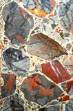 Stones pattern Royalty Free Stock Photo