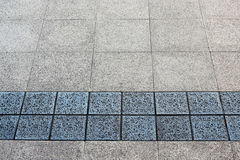 Stones of the pavement background Stock Photography