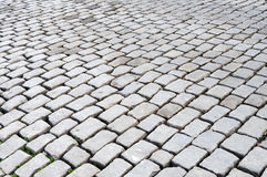 Stones paving background Stock Photo