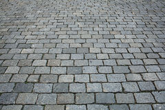 Stones paving Royalty Free Stock Photo