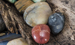 Stones and pebbles Stock Photo