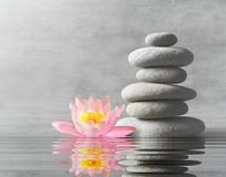 Stones balance. Zen and spa concept. stock photography