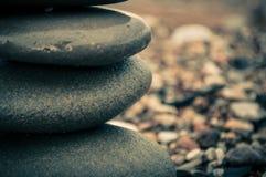 Stones relaxation Stock Image
