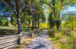 Stones River National Battlefield Royalty Free Stock Photo