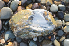 Stones, Rocks, Sand Stock Image