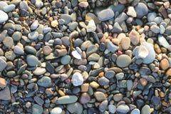 Stones, Rocks, Sand Stock Photography