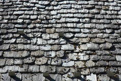 Stones roof Stock Photos
