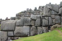 Stones of Sacsayhuaman Stock Image