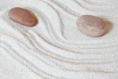 Stones Sand Background Stock Photos