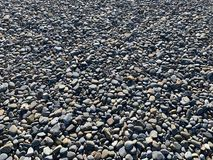 Stones beside the sea stock images