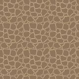 Stones seamless pattern Stock Image