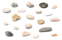 Stones set Stock Photography