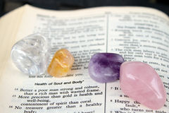 Stones of Spirit Stock Image