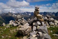 Stones. Tatransky narodny park. Vysoke Tatry. Poland. royalty free stock images