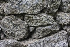 Stones texture and background. Rock texture royalty free stock image