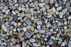 Stones texture background. Wet rock stones texture nature pattern background Royalty Free Stock Photos