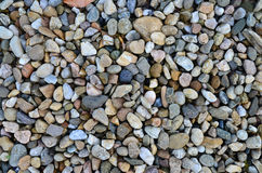 Stones texture background. Wet rock stones texture nature pattern background Stock Photo