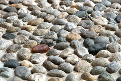 Stones textures Stock Photography