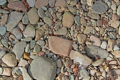 Stones textures Royalty Free Stock Photos