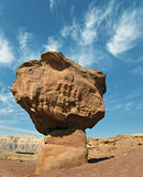 Stones of Timna Park, Israel Royalty Free Stock Photo