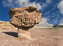 Stones of Timna Park, Israel Stock Photography