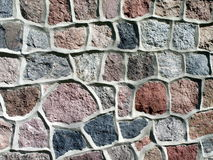Stones wall Royalty Free Stock Image