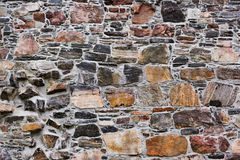 Stones wall background Stock Photo