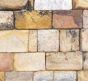 Stones at the wall of Qutub Minar Tower. The tallest brick minaret in the world , Delhi India royalty free stock photography