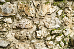 Stones wall texture Stock Photo