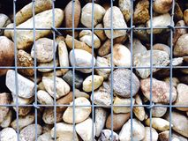 Stones wall texture Royalty Free Stock Image
