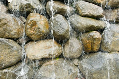 Stones and water Royalty Free Stock Photography