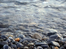 Stones_water Imagen de archivo libre de regalías