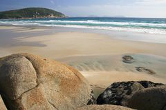 Stones of Wilsons Promontory Royalty Free Stock Photo