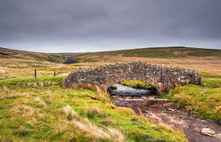 Stonesdale Bridge Stock Photo