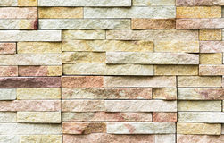Stonewall. Background ,exterior construction wall Stock Photo