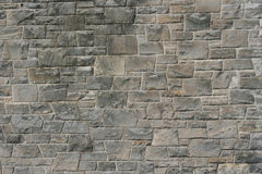 Stonewall background Royalty Free Stock Photos