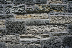 Stonewall background royalty free stock images