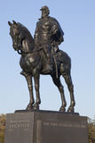Stonewall Jackson Monument, Manassas, Virginia Stock Images