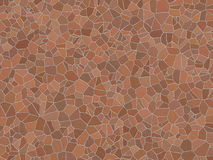 Stonewall texture - flagstones Royalty Free Stock Image