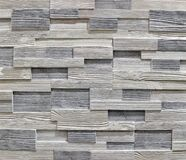 Free Stoneware Panels With Bicolor Wood Effect For Interior Walls. Royalty Free Stock Photos - 217345398