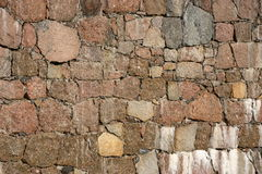 Stonework Royalty Free Stock Image