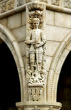 Stonework arquitectónico Foto de Stock Royalty Free