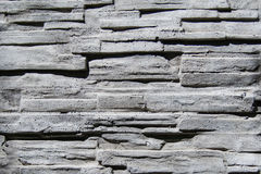 Stonework with asymmetry texture, background Royalty Free Stock Photography