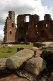 Stonework At Penrith Castle - Landmarks In Penrith, Cumbria. Royalty Free Stock Images