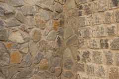 Stonework background Stock Photos