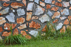 Stonework for background Royalty Free Stock Images