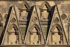 Stonework e Sundial Imagens de Stock Royalty Free